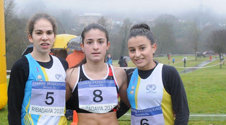 Campionato de Galicia de Cross en Ribadavia. /RAMSÉS.