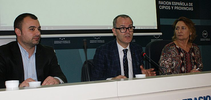 O alcalde de Ourense preside a Comisión de Modernización, Participación Cidadá e Calidade da FEMP