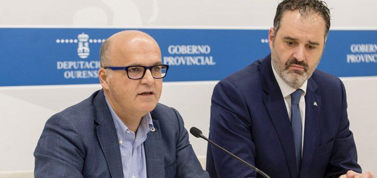 """A Deputación de Ourense destina 400.000 euros ao programa """"ChegOU"""""""