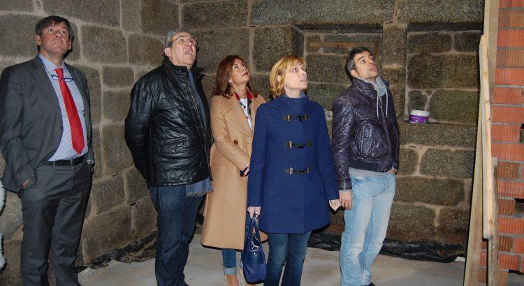 O primeiro SPA de viñoterapia de Galicia estará en Leiro