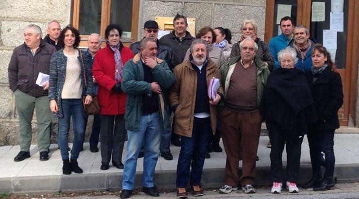 Moción do PSOE do Bolo para a venda física dos billetes de tren