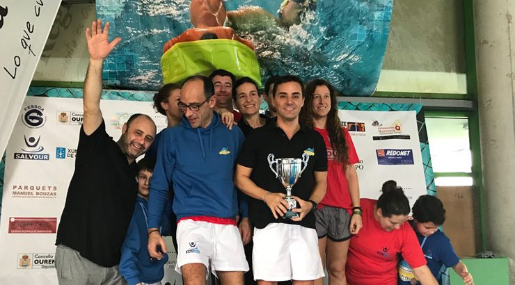 Campionato de Galicia de salvamento e socorrismo deportivo. /RAMSÉS.