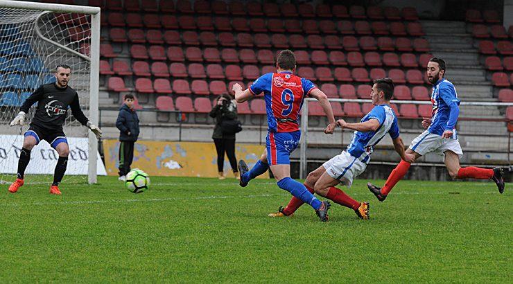 UD Ourense - Sporting Celanova. /RAMSÉS.