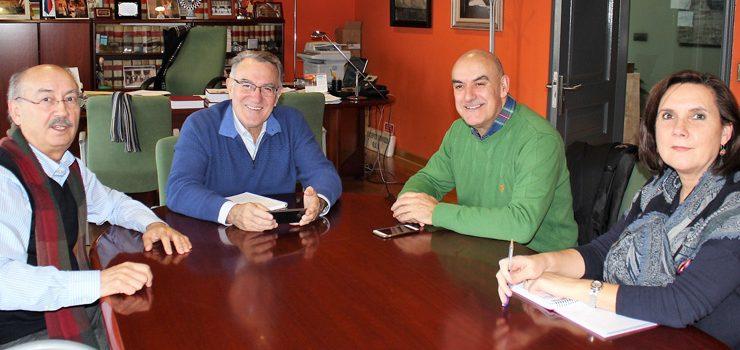 El Concello de O Barco de Valdeorras y Cruz Roja estrechan lazos de colaboración