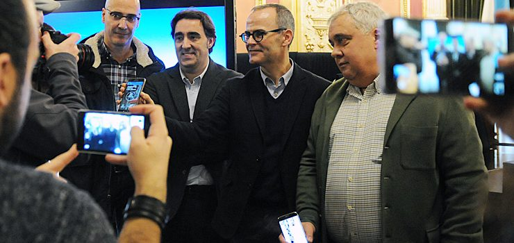 O Concello de Ourense conta cunha app propia: Ourense colabora