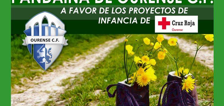 Unha andaina solidaria recadará fondos para os proxectos de infancia da Cruz Vermella en Ourense