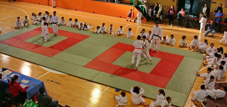 Comienza la Copa Diputación de Judo