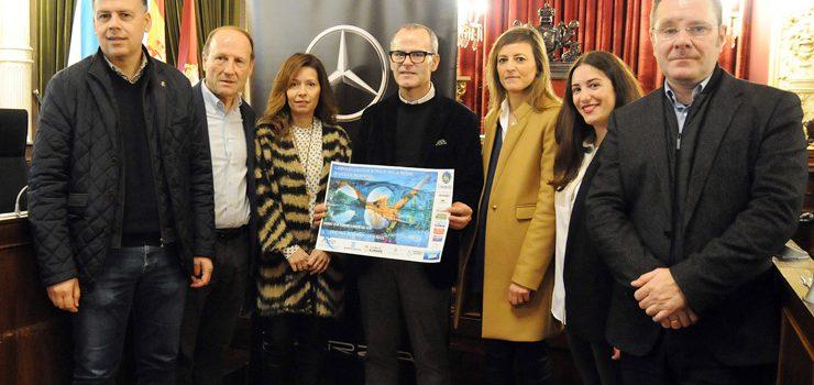 O Sincro Ourense organiza o galego de sincronizada