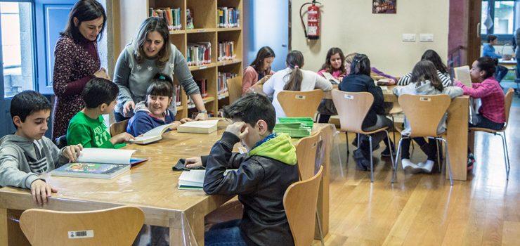 A Biblioteca de Verín optará a ser a máis comprometida socialmente