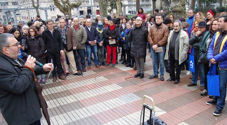 Ourense estrea o roteiro de Carlos Casares