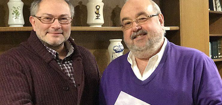 Los farmacéuticos de Ourense quieren visibilizar a la sociedad enfermedades raras