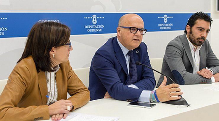 A Deputación de Ourense impulsa a rehabilitación de vivendas para asentar poboación no rural