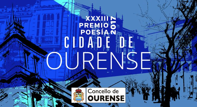 Aberto o prazo para o XXXIII Premio de Poesía Cidade de Ourense
