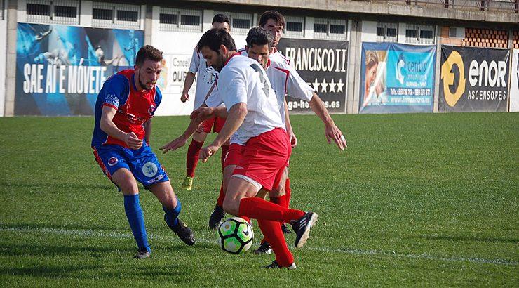 UD Ourense - Monterrei. /RAMSÉS.