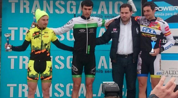 Saúl López e Abel Franco, vencedores na Transgalaica