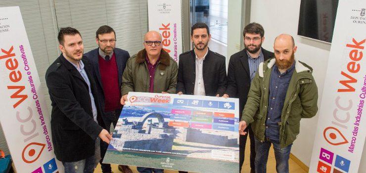 """A """"Ourense ICC Week"""", do 2 ao 7 de maio"""