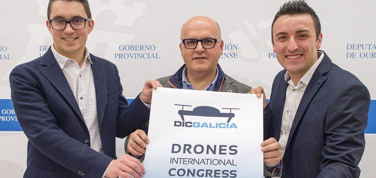 """Ourense acolle o """"I Congreso internacional de drons"""""""