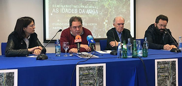 Seminario na Eurocidade sobre o papel milenario da auga como construtora da paisaxe
