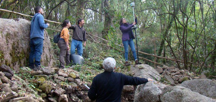 Os estudos no Castro de Santa Lucía proseguirán este verán