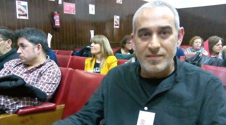 """""""Sentireime satisfeito se os traballadores da provincia ven a CCOO como un sindicato útil e necesario"""""""