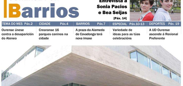 Publicado o Ourense por Barrios de marzo