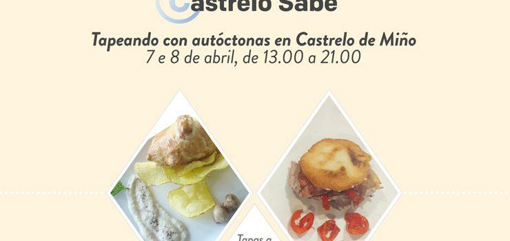 Segunda edición do concurso de tapas en Castrelo de Miño