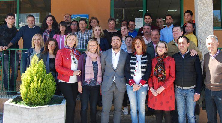 O obradoiro «Concello rurais de Valdeorras» deu un posto de traballo a 20 persoas