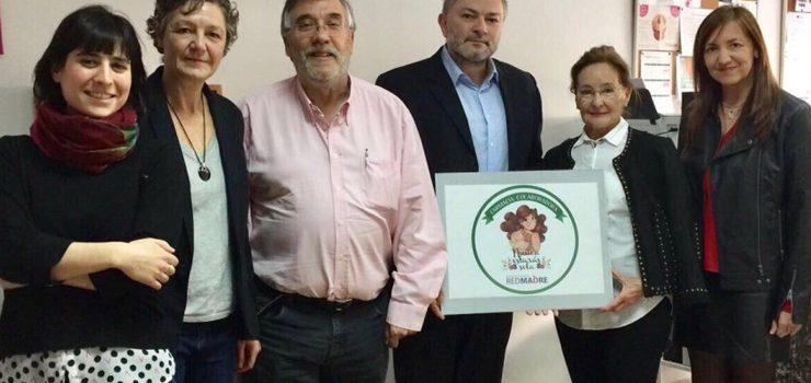 Los farmacéuticos de Ourense apoya a Redmadre