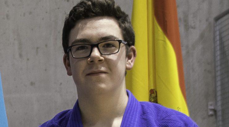 Dous ourensáns do Marbel en campionatos de judo e jiu jitsu