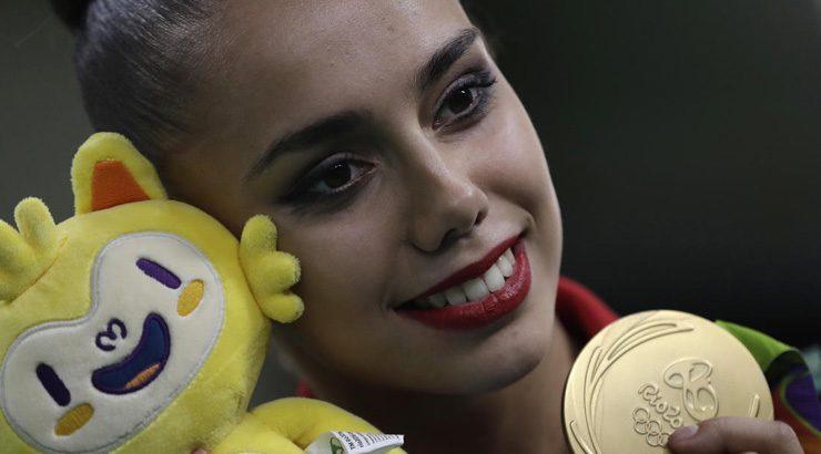 Margarita Mamun estará en Ourense no Vila de Ribadavia de ximnasia