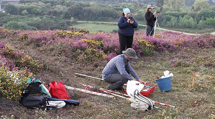 As investigacións revelan a excepcionalidade dos sitios arqueolóxicos de Outeiro de Arnás e Alto do Circo