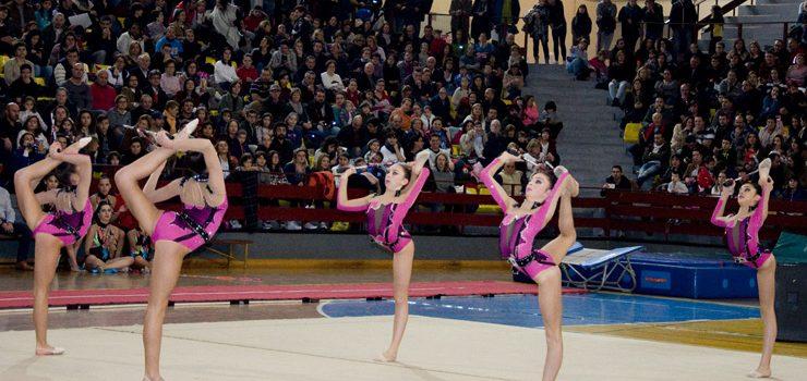 Ourense será a capital da ximnasia esta fin de semana