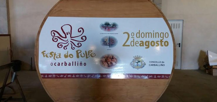 A Festa do Pulpo do Carballiño estará presente no Salón gastronómico «Pulpo Pasión Madrid»