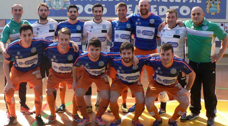 """El Sala Ourense vela armas para la """"Final four"""" de la Copa Galicia"""