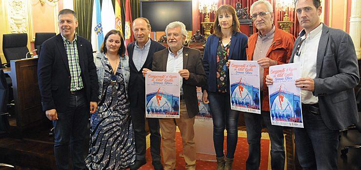 Ourense acolle o Campionato de España de ximnasia en Idade Escolar
