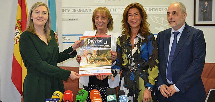 Previsel ofrece máis de 30 actividades para crear espazos de traballo saudables