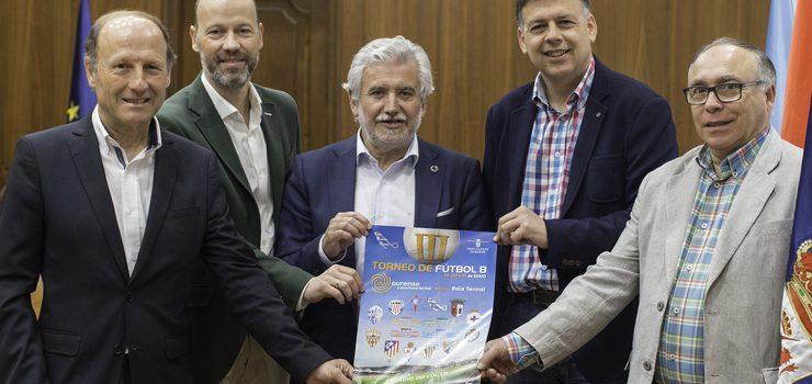 """Doce equipos participarán no III Torneo de Fútbol 8 """"Ourense, a provincia termal"""""""