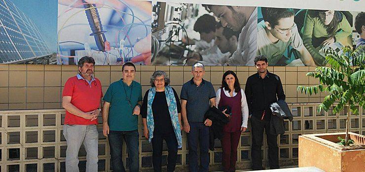 O IES García Barbón une lazos co Instituto de Educación Técnica de Lisboa