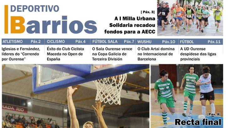 Barrios Deportivo 158
