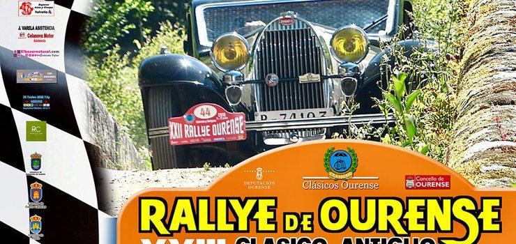 83 clásicos polas estradas de Ourense