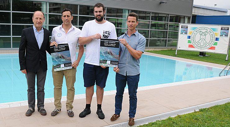 O Pedro Escudero reúne en Ourense a máis de 400 nadadores