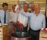Promoción da Festa do Pulpo en Vila Real