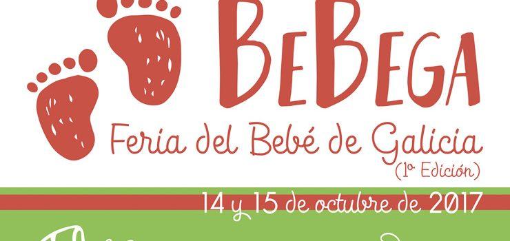 Nace BEBEGA, 1ª Feira do Bebé de Galicia