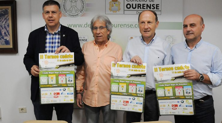 "II Torneo ""Ourense, a provincia termal"""