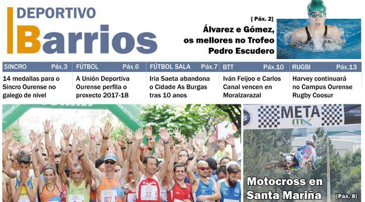 Barrios Deportivo 161