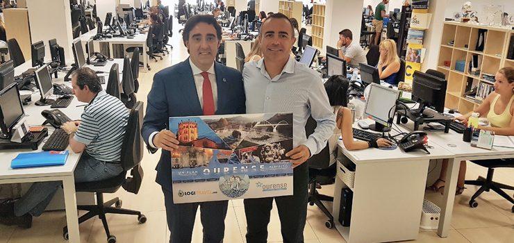 Ourense, presente en la agencia de viajes 'online', Logitravel