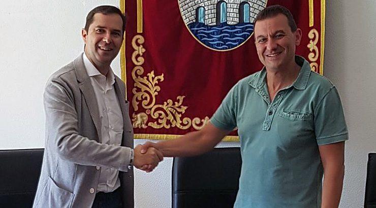 Convenio de colaboración entre Agadic e a Mit de Ribadavia