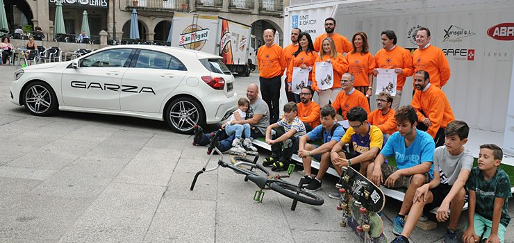 "O ""Pulpo Extreme"" toma Ourense en setembro"