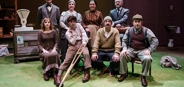 """Trinta anos das """"Noites Teatrais"""" de Vilamarín"""