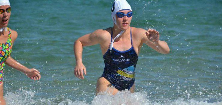 Andrea Bello, quinta en el campeonato de España